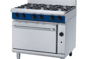 Blue Seal G506D 900mm Gas Range Static Oven