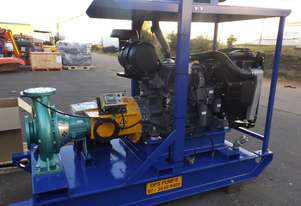 PUMP SET 6 X 5 DEUTZ POWERED