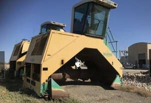 Backhus 15.50 Windrow Compost Turner