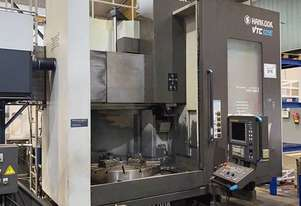 *URGENT SALE* Hankook VTC 125E CNC Vertical Turning Lathe with C-Axis and Milling. 2013 Model.