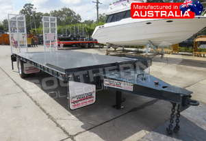 Interstate Trailers Single Axle Tag Trailer 11 Ton Grey ATTTAG
