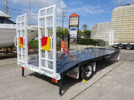 Interstate Trailers Single Axle Tag Trailer 11 Ton Grey ATTTAG - picture1' - Click to enlarge