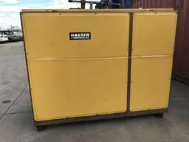 Kaeser CS120 Electric Compressor - picture2' - Click to enlarge