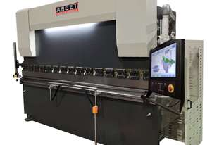 3200mm x 135Ton 2 Axis CNC Pressbrake With Front Laser Guards Included at an Amazing Price