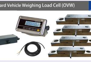 On-board truck weighing Kit