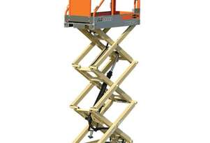 Hire - Scissor Lift 19ft Electric