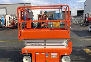 2nd Hand S3219E Electric Scissor Lift