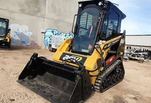 2020 ASV RT40 MINI TRACK LOADER WITH 4 IN 1 BUCKET
