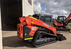 95hp SVL95-2s Compact Track Loaders Positracks for Hire Perth
