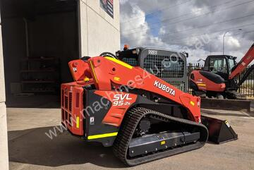 95hp SVL95-2s Compact Track Loaders Positracks for   Perth