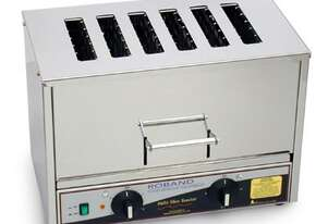 Roband TC66 Vertical Toaster - 6 Slice