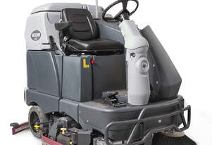 Nilfisk SC6500 Cylindrical Large Ride on Scrubber