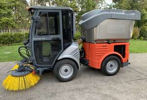 Hako 1250 Citymaster Street Sweeper - Great working condition