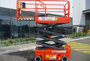 Dingli 19 ft/5.8 m Scissor Lift Hire