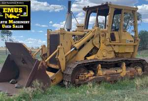 CAT 983B Drott with GP Bucket, E.M.U.S MS711