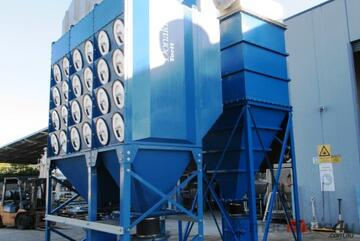 Dust Collector Reverse Pulse Cartridge Type