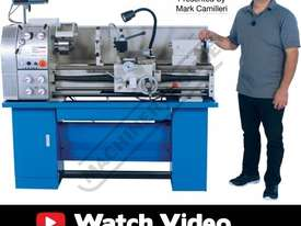 AL-336D DELUXE Centre Lathe 300 x 900mm Turning Capacity Includes Digital Readout, Quick Change Tool - picture2' - Click to enlarge