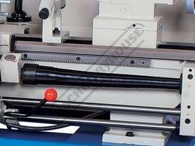 AL-336D DELUXE Centre Lathe 300 x 900mm Turning Capacity Includes Digital Readout, Quick Change Tool - picture5' - Click to enlarge