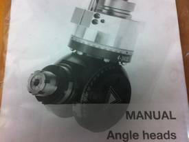 Benz 4 way CNC milling head aggregate  - picture4' - Click to enlarge