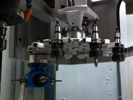 Benz 4 way CNC milling head aggregate  - picture7' - Click to enlarge