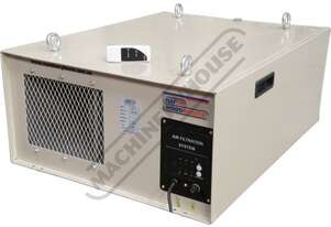 AP-12 Two Stage Air Filtration Unit 1044cfm Air Flow Capacity 1 Micron Filtration System