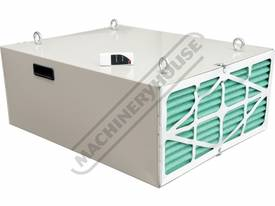 AP-12 Two Stage Air Filtration Unit 1044cfm Air Fl