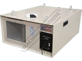AP-12 Two Stage Air Filtration Unit 1044cfm Air Flow Capacity 1 Micron Filtration System - picture0' - Click to enlarge