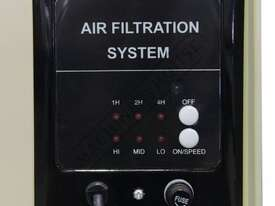 AP-12 Two Stage Air Filtration Unit 1044cfm Air Flow Capacity 1 Micron Filtration System - picture2' - Click to enlarge