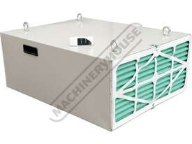 AP-12 Two Stage Air Filtration Unit 1044cfm Air Flow Capacity 1 Micron Filtration System - picture3' - Click to enlarge