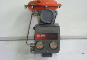 Fisher Controls 32-24 588S Control Valve.