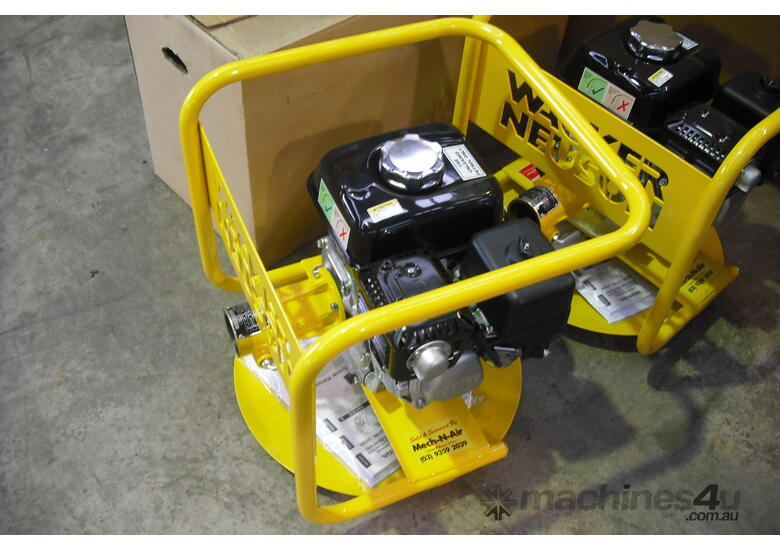Wacker Neuson Drive Unit HD 3.7