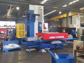Acra Taiwanese CNC Horizontal Borers - picture15' - Click to enlarge