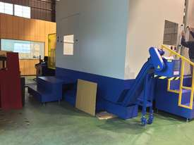 Acra Taiwanese CNC Horizontal Borers - picture17' - Click to enlarge