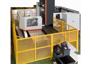 Acra Taiwanese CNC Horizontal Borers - picture6' - Click to enlarge