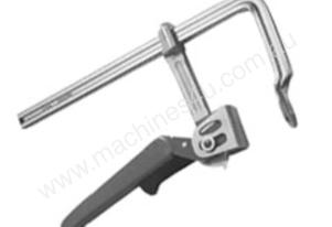 Lever Clamp - 300 x 140mm Span - 25 x 12mm Rail