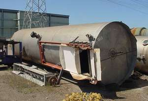 Dry Storage Silo Hoppers