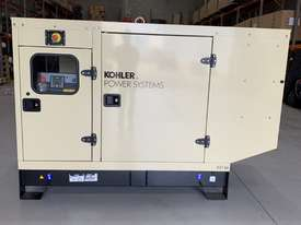 Kohler KD66IV 66kVA  John Deere Diesel Prime Generator Enclosed Cabinet - picture0' - Click to enlarge