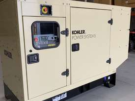 Kohler KD66IV 66kVA  John Deere Diesel Prime Generator Enclosed Cabinet - picture4' - Click to enlarge