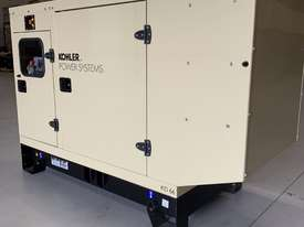 Kohler KD66IV 66kVA  John Deere Diesel Prime Generator Enclosed Cabinet - picture5' - Click to enlarge
