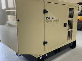 Kohler KD66IV 66kVA  John Deere Diesel Prime Generator Enclosed Cabinet - picture6' - Click to enlarge