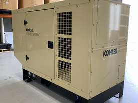 Kohler KD66IV 66kVA  John Deere Diesel Prime Generator Enclosed Cabinet - picture7' - Click to enlarge