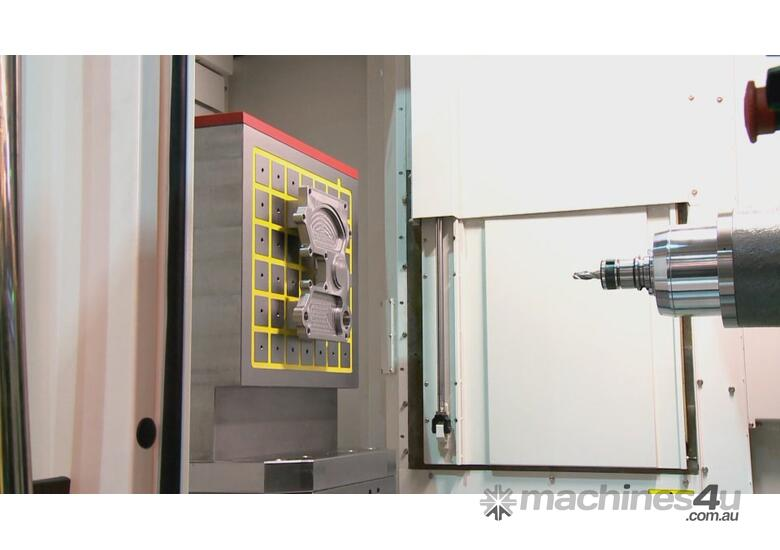 Tombstone Chucks for Horizontal Machining Centres