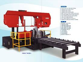 Ajax Taiwan Column type Hitch Feed Auto Bandsaws - picture1' - Click to enlarge