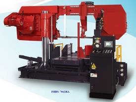 Ajax Taiwan Column type Hitch Feed Auto Bandsaws - picture0' - Click to enlarge