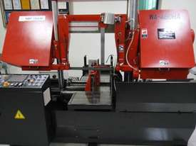 Ajax Taiwan Column type Hitch Feed Auto Bandsaws - picture4' - Click to enlarge