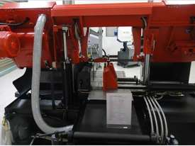 Ajax Taiwan Column type Hitch Feed Auto Bandsaws - picture5' - Click to enlarge