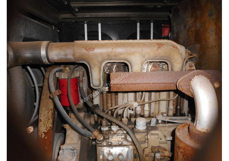 40hp diesel , variable flow and presure ,