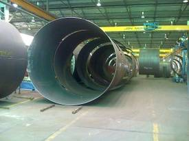 PLATE ROLLS DAVI MCB for Wind Towers and General - picture4' - Click to enlarge