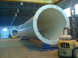 PLATE ROLLS DAVI MCB for Wind Towers and General - picture6' - Click to enlarge