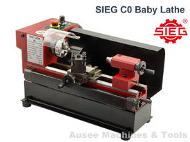 SIEG C0 Mini Lathe - picture0' - Click to enlarge